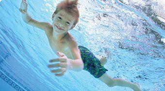 Водные программы для детей